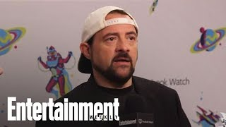 Download Kevin Smith On Meeting Robert Downey Jr & A Possible 'Clerks 3'   SDCC 2018   Entertainment Weekly Video