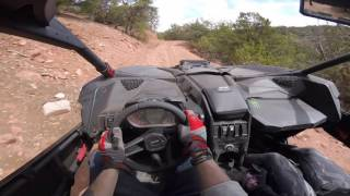 Download Brappo driving the Maverick X3 XRS EVO stage 3 w: Full Shock Therapy RIS Video