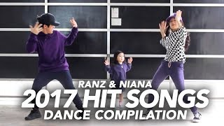 Download 2017 Hit Songs Siblings Dance | Ranz and Niana Video