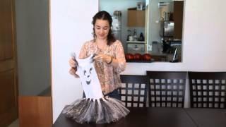 Download Tutorial disfraces para niño y niña   La Academia de Mamá con Paola Progress TV Video