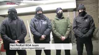 Download Op jacht naar koperdieven met de ProRail bevoegde opsporingsambtenaren Video
