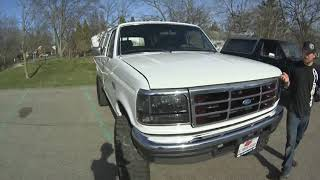 Download NEW 2020 BRONCO has NOTHING on this 1996 Ford Centurion C350 1Ton 4door Bronco Overland dream truck Video