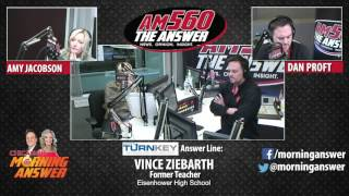 Download Chicago's Morning Answer - Vince Ziebarth - March 23, 2017 Video