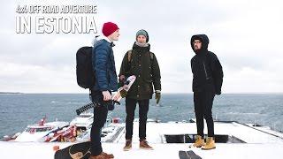 Download OFF ROAD ADVENTURE EXPLORING ESTONIA Video