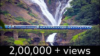 Download A Trip To Dudhsagar Waterfalls - Documentary Video