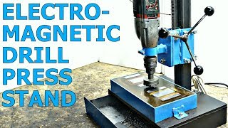 Download ELECTROMAGNETIC Drill Press Stand Video