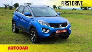 Download Tata Nexon | First Drive | Autocar India Video