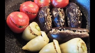 Download Долма. Азербайджанская кухня. Video