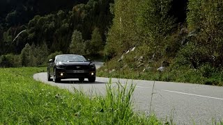 Download Ford Mustang Convertible 2.3 Tackles the D526 & D926 in The Alps Video