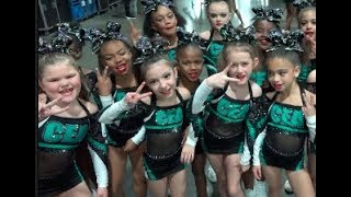 Download Cheer Extreme Mini Elite WSF 2018 ~ TOO CUTE!! Video