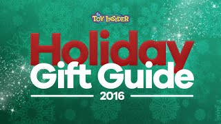 Download NEW! Toy Insider 2016 Holiday Gift Guide Is Here! Hottest Toys for Kids Video