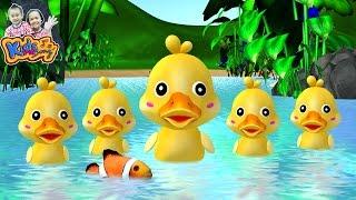 Download เพลงเป็ด ♫ ก๊าบ ก๊าบ ก๊าบ ♫ เป็ดอาบน้ําในคลอง - เพลงสำหรับเด็ก | Thai Duck Song Video