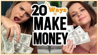Download 20 Ways to MAKE MONEY - w/ Alexis G. Zall and Ayydubs Video
