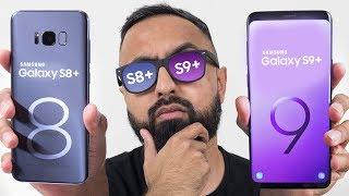 Download Samsung Galaxy S9 Plus vs S8 Plus Video