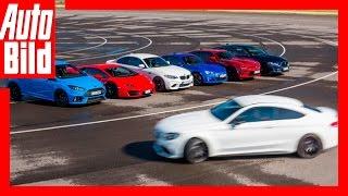 Download Sportscars - Der große Driftvergleich (2016) Video