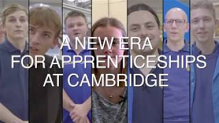 Download A new era for apprenticeships at Cambridge Video