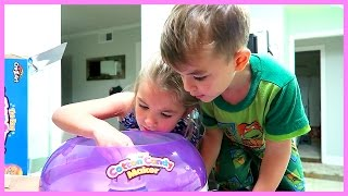 Download HOMEMADE COTTON CANDY! Video