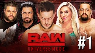Download WWE 2K17 Universe Mode - RAW Episode 1: THE NEW ERA BEGINS! Video