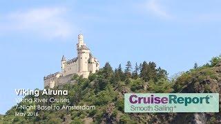 Download Viking River Cruises - Viking Alruna - Rhine River Cruise Video