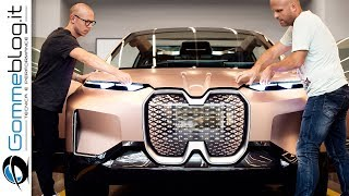 Download BMW Vision iNEXT HOW IT'S MADE The New BMW Concept Design Video