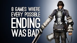 Download 8 Games Where Every Possible Ending Was Bad, Sad or Both Video