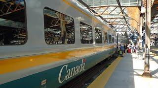 Download Toronto to Montreal by train with VIA Rail Canada Video