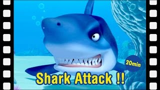 Download #22 Shark Attack!! | Kids movie | kids animation | Animated Short | Pororo Mini Movie Video