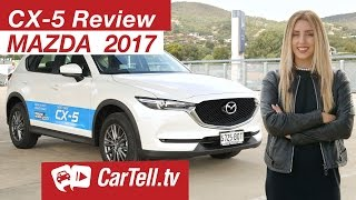 Download 2017 Mazda CX-5 Review | CarTell.tv Video