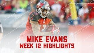 Download Mike Evans Snags 2 TDs & 104 Yards! (Week 12 Highlights) | Seahawks vs. Buccaneers | NFL Video