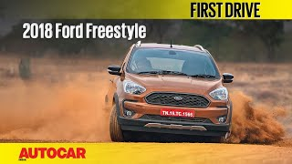 Download 2018 Ford Freestyle | First Drive | Autocar India Video