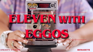 Download Netflix's STRANGER THINGS- FUNKO POP: Eleven with Eggos Video
