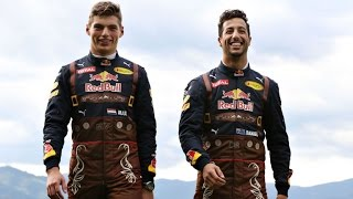 Download Daniel Ricciardo and Max Verstappen - funny moments Video