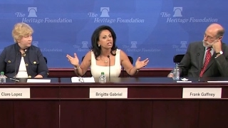 Download Brigitte Gabriel's Epic and Brilliant Answer To ″Most Muslims Are Peaceful...″ Video