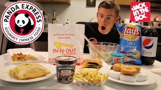 Download THE ALL AMERICAN ″MUKBANG″ Video