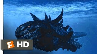 Download Godzilla (1998) - Godzilla vs. Submarines Scene (6/10) | Movieclips Video