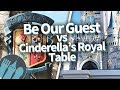 Download Be Our Guest Restaurant vs. Cinderella's Royal Table: Which Disney World Restaurant? Video