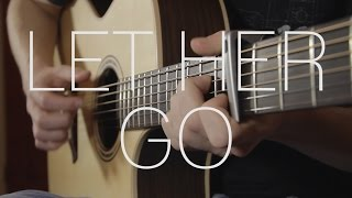 Download Passenger - Let Her Go - Fingerstyle Guitar Cover By James Bartholomew Video