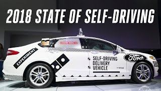 Download The state of self-driving cars: 2018 Video