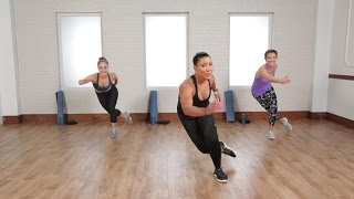 Download Burn 500 Calories in 45 Minutes With This Cardio and Sculpting Workout | Class FitSugar Video
