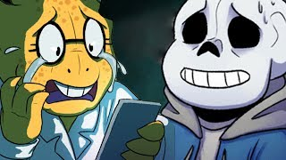Download Over the Void - Prologue (Undertale Comic Dub) Video