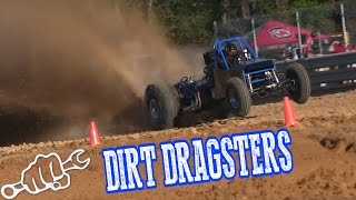 Download DIRT DRAG RACING THE PIT at Virginia Motor Speedway Video