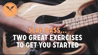 Download ″Slap Bass″... 2 Great Exercises To Get You Started! Video