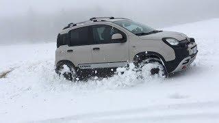 Download Fiat Panda Cross 4x4 Video