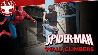 Download We Made Spider-man Wallclimbers! Video