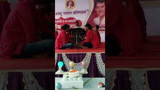 Download Sangeet bhajan Spardha at Dombivali Laxman Rawool, Pakhawaj Sai Gawade..3 Video
