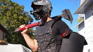 Download Homemade Weapons Part 4: War Hammer/Saw Blade Slinger Video
