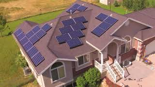 Download Solar Panels on Our House - One Year In Video