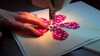 Download Pie Plate Patterns Raw-Edge Appliqué Video