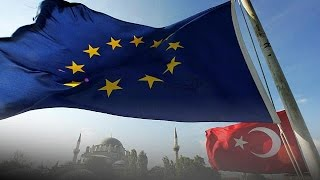 Download 50 years of Turkish steps towards and back from the European Union Video