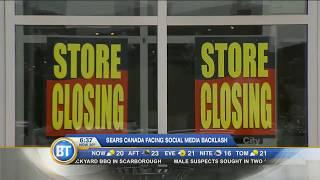 Download Sears Canada facing liquidation backlash Video